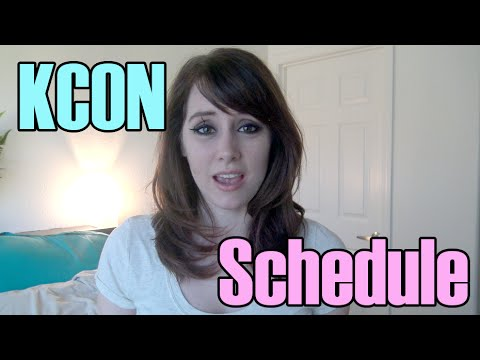 Where I'll Be At KCON '16 LA! (Chorus Dance Game, Competitions...etc)