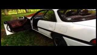 Toyota Corona Exiv (1992) Review