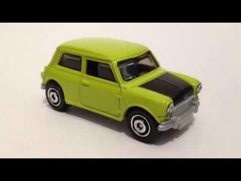 Matchbox 64 Austin Mini Cooper 2017 A Case Youtube