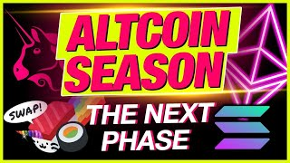 UNEXPECTED SHIFT HAPPENING TO THESE STRONG ALTCOINS! ARE YOU PREPARED?
