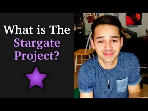 What is The Stargate Project?