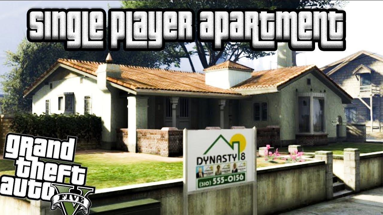 GTA 5 MODS - Single Player Apartment .NET Script MOD 2019 ...