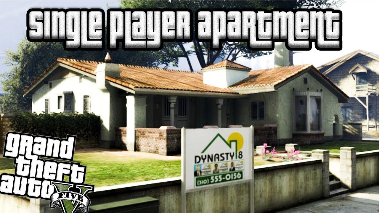 Single Player Apartment Net Script Mod