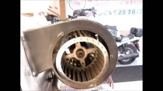 R&R RV furnace Blower motor Suburban FS 35
