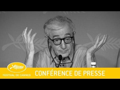 CAFE SOCIETY - Conférence de presse - VF - Cannes 2016