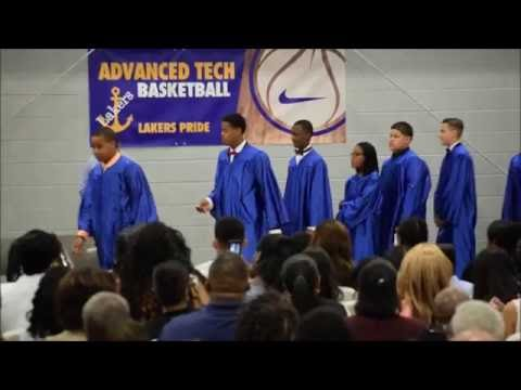 Advanced Technology Academy Class of 2016 Video - Mariah