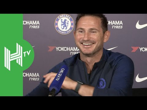 Frank Lampard: Mount has great chance & I'm delighted for Hudson-Odoi!