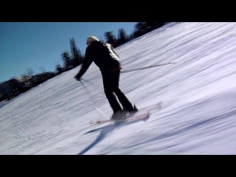 The man who made skiing more fun