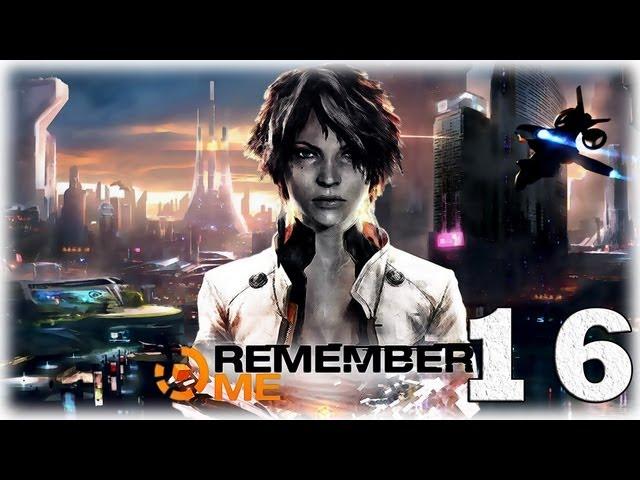 Смотреть прохождение игры Remember me. Серия 16 - Слишком много лепырей.