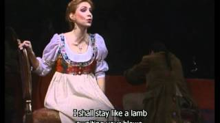 Batti, batti, o bel Masetto - Zdenek Havranek and Alice Randova, Subtitled