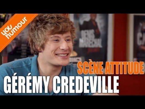 GEREMY CREDEVILLE - C'est dur d'être un mec parfait