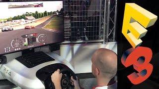 E3 2017: Gran Turismo Sport (första gameplay)