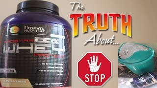 STOP buying Ultimate Nutrition Prostar Whey || ?? ?? Reasons