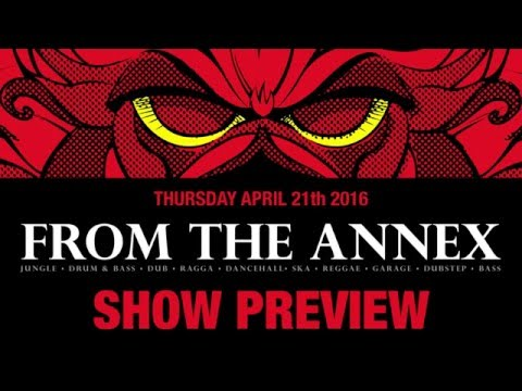 From The Annex: 04.21.16 Show Preview on WERA 96.7FM Arlington