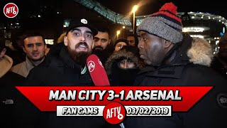 Man City 3-1 Arsenal | We Need REAL A Captain In This Squad! (Turkish Rant)