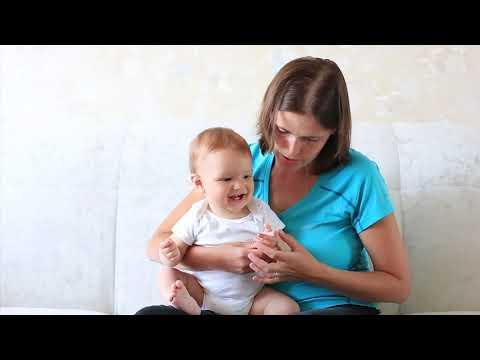 МЕЛКАЯ МОТОРИКА - Развивающие занятия для детей от 6 до 9 месяцев - 2 часть