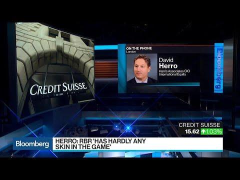 Credit Suisse Investor Herro Opposes Activist Plan