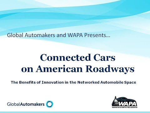 Vehicle-to-Vehicle (V2V) Technology Panel Discussion - September 24, 2014