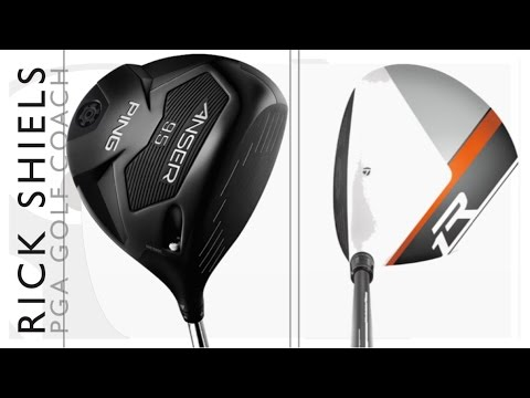 Longest Drive Comp TaylorMade R1 Vs Ping Anser Driver