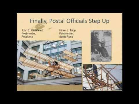 Curator Talk Experimental Airmail