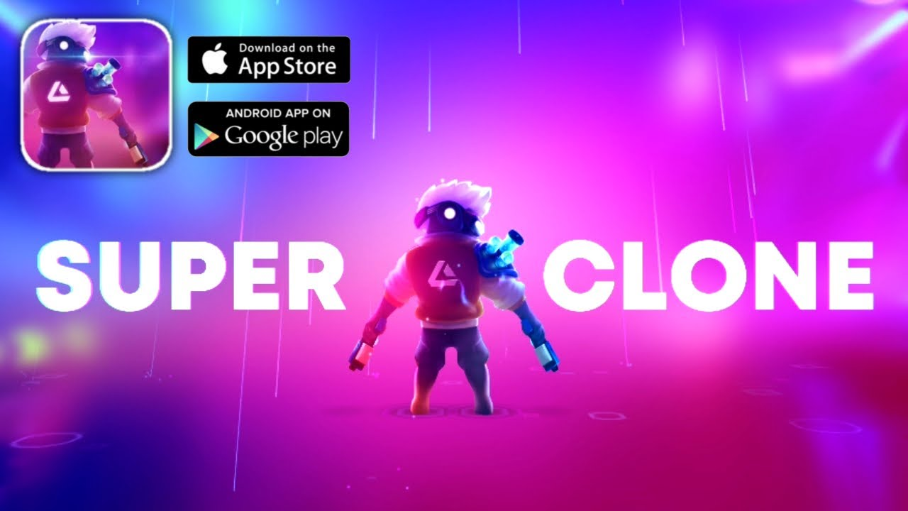 Super Clone Early Access Gameplay Android Ios Full Hd 60 Fps Youtube