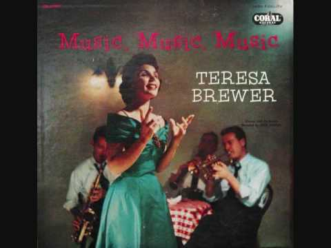 Teresa Brewer  Music, Music, Music 1953