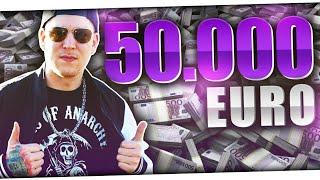 Ich verdiene 50000 Euro im Monat?! ....