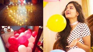 Birthday Vlog    Best Birthday Ever    Nilanjana Dhar