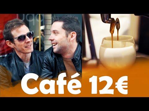 Café 2€ VS Café 12€  avec PV NOVA
