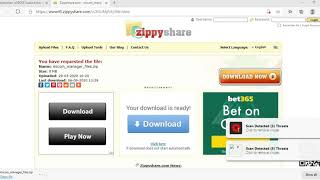 HOW TO DOWNLOAD FILES IN ZIPPYSHARE