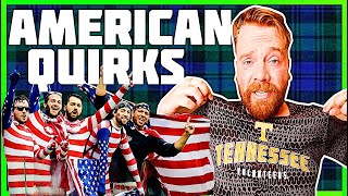 8 AMERICAN things BRITISH people find WEIRD