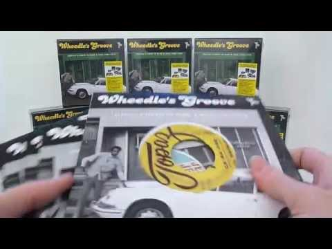 """Wheedle's Groove """"Limited Edition 45 Box Set"""" - What's Inside?"""