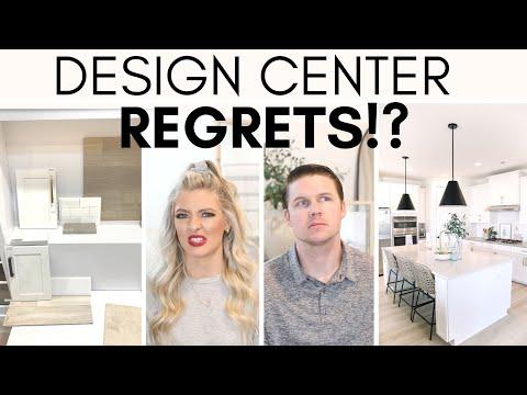 NEW CONSTRUCTION DESIGN CENTER TIPS || OUR SEMI CUSTOM BUILD