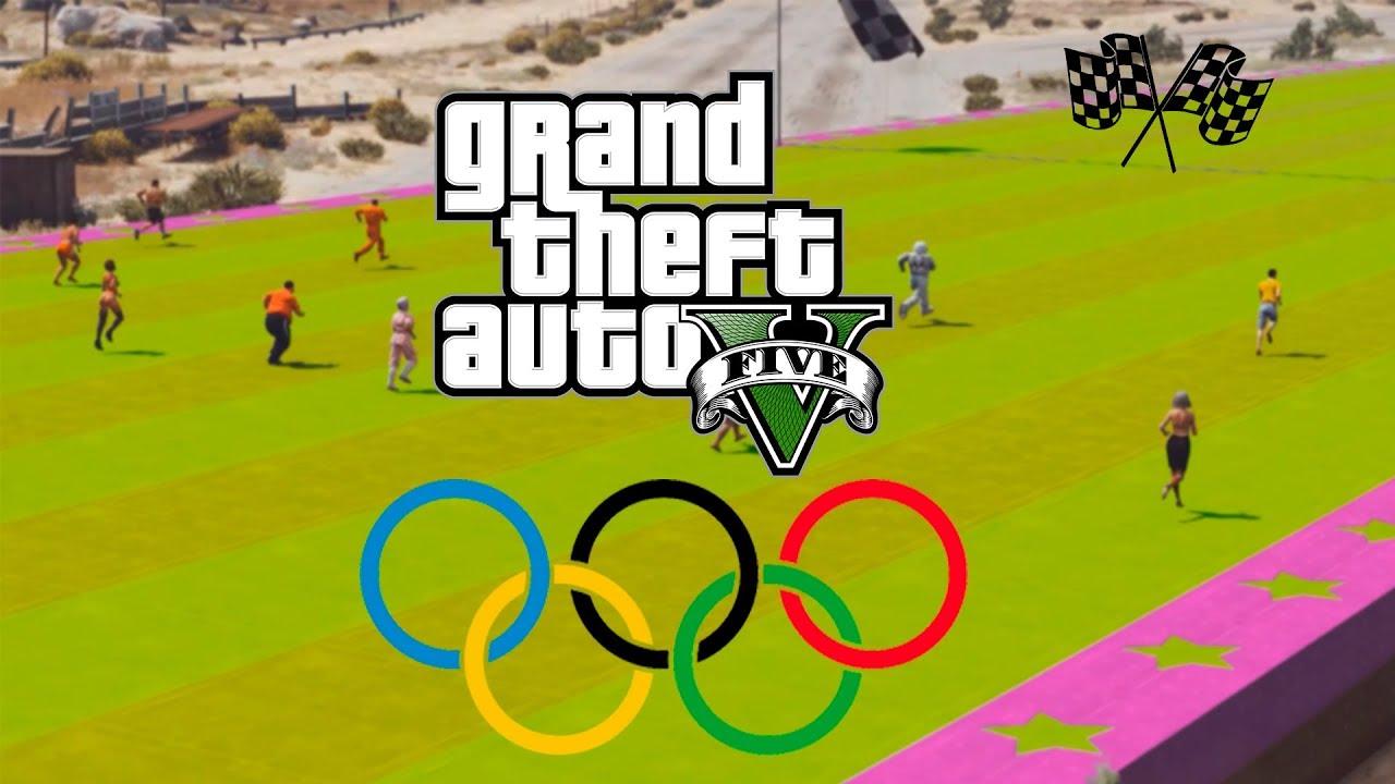 Las olimpiadas de gta v el mejor personaje de gta 5 for Cuarto personaje gta 5