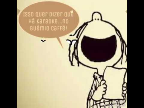 Karaoke aos sábados