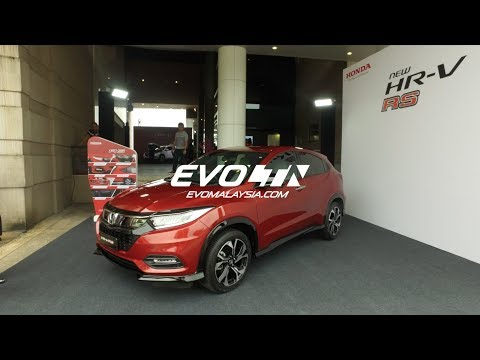 Is the new Honda HRV Hybrid good enough to take on the Proton X70? | Evomalaysia.com