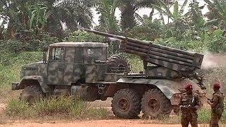 RDC : Offensive de l'armée contre les rebelles ougandais