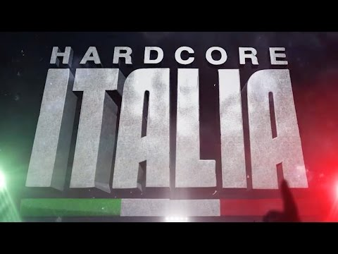 Hardcore Italia 'The Propaganda' - Trailer (16-02-2013)