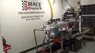 Pontiac 461 efi tri power for 1965 GTO | Precision Engine Rebuilders (815) 254-2333