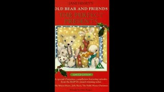 Jane Hissey's Old Bear and Friends - The Perfect Presents VHS 1994