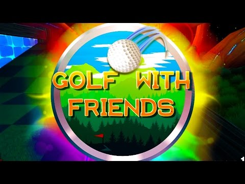 Shitting Violently into a Fan! - Golf with Your Friends!
