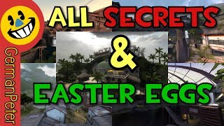 TF2: ALL Secrets & Easter Eggs of the Jungle Inferno Maps