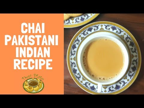 AUTHENTIC CHAI RECIPE STEP BY STEP | BY DESI PLATE