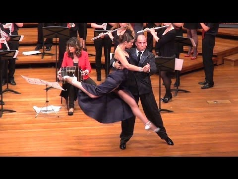 La Cumparsita Tango - Gerard Matos Rodriguez - Tango Dancers