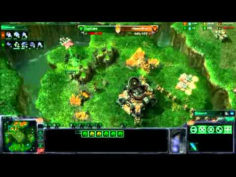 WCG2011 Samsung notebook Supermatch]cupkace VS breach(SCII)