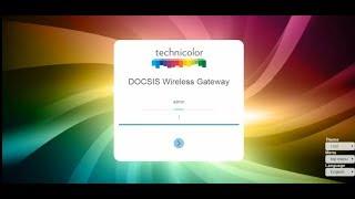 COMO INGRESAR AL ROUTER Technicolor CGA0101