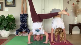 Wellness Challenge day 17 Go Upside Down!