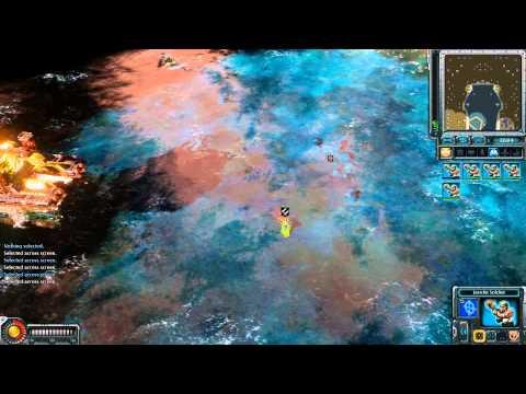 Command & Conquer Red Alert 3 Uprising underwater Javlinsoldier Bug