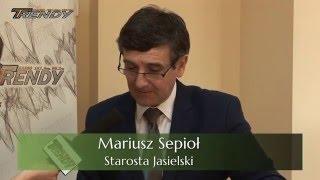 Godzina z samorzadem : Mariusz Sepioł, starosta jasielski