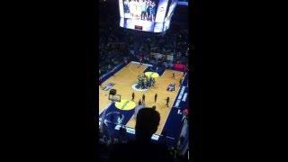 Fenerbahçe Galatasaray Basketbol Tribün Görüntüleri 27.02.2016